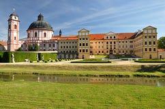 Castle Jaromerice nad Rokytnou, Czech republic, Europe. Old castle,Jaromerice nad Rokytnou, Czech republic, Europe Stock Photo