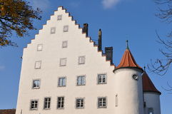 Old castle Kisslegg,Germany Royalty Free Stock Images