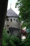 Old Castle in Lienz Royalty Free Stock Images
