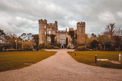 Old castle. Royalty Free Stock Images