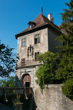Old Castle at Meersburg, Germany Royalty Free Stock Image