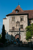 Old Castle at Meersburg, Germany Royalty Free Stock Images