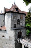 Old castle of Meersburg Stock Photo