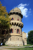 Old castle near Lednice Royalty Free Stock Images
