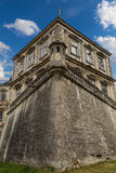 Old castle . Pidhirtsi, Lviv , Ukraine. Royalty Free Stock Photo