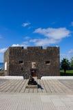 Old castle in Puerto de la Cruz, Spain Stock Photo