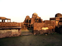 Old castle of raisen india Royalty Free Stock Photography