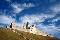 Old castle. In Rakvere, Estonia Stock Image