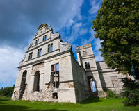 Old castle ruins Royalty Free Stock Photos