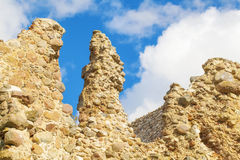Old castle ruins Royalty Free Stock Photo