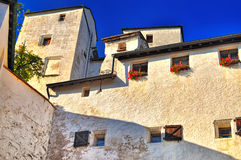 Old castle in Salzburg Royalty Free Stock Photography