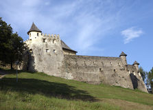 Old castle in Slovakia royalty free stock photography