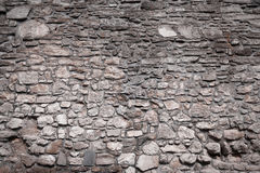Old castle stone wall texture Stock Photo