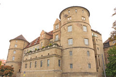 Old Castle Stuttgart Royalty Free Stock Photo