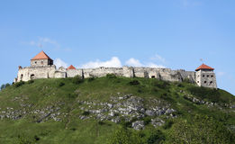 Old castle at Sumeg Stock Photography