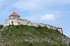 Old castle at Sumeg Royalty Free Stock Photos