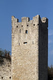Old castle tower Royalty Free Stock Photography