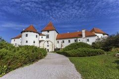 Old castle, Varazdin, Croatia Stock Images