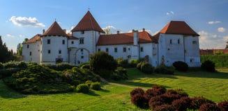 Old Castle of Varazdin Royalty Free Stock Photos