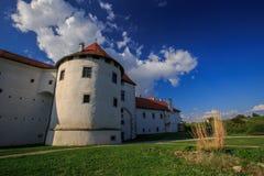 Old Castle of Varazdin Royalty Free Stock Photo