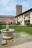 Old Castle Verona Stock Photography