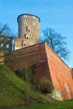Old castle Wawel Royalty Free Stock Photo