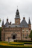 Old castle in Wijchen town. Netherlands Stock Photography