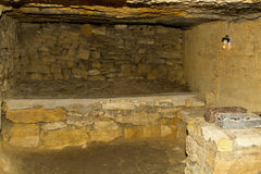 Old Catacombs Odessa Royalty Free Stock Images