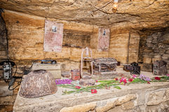 Old Catacombs Odessa Stock Images