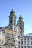 Old Cathedral (Alter Dom, Ignatiuskirche). Royalty Free Stock Photography