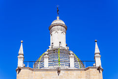 Old Cathedral, Coimbra Royalty Free Stock Photo