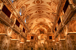 Old Cathedral of Rio de Janeiro Royalty Free Stock Photography