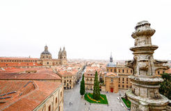 Old Cathedral of Salamanca,Castile and Leon, Spain Stock Photo