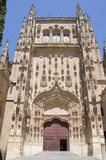 Old Cathedral of Salamanca, Spain Stock Photography
