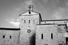 Old cathedral royalty free stock photography