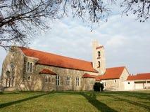 Old Catholic church Royalty Free Stock Image