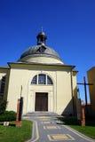 Old catholic church Royalty Free Stock Photography