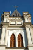 Old catholic church, Odessa, Ukraine Royalty Free Stock Photos
