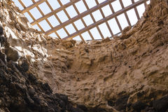 Old Cave, Fuerteventura Royalty Free Stock Image