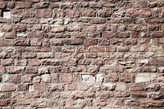 Old cbrick wall Royalty Free Stock Photos