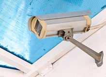 Old CCTV Stock Image