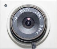 Old CCTV Camera Lens Stock Photos