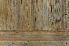 Old cedar background Stock Photography
