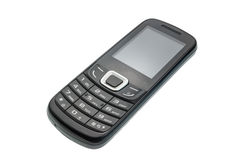 Free Old Cell Phone Isolated On A White Background, With Clipping Path Stock Image - 41141701