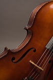 Old cello Stock Image