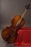 Old cello Royalty Free Stock Photo