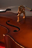Old cello Stock Photography