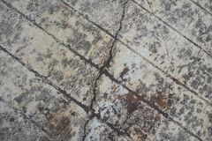 Old cement floor01 Royalty Free Stock Photography