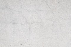 The old cement wall Stock Photography