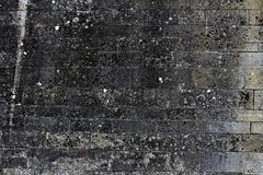 Old Cement Wall. Grunge textures and backgrounds Stock Photo